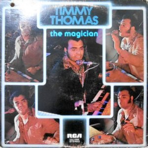 LP / TIMMY THOMAS / THE MAGICIAN