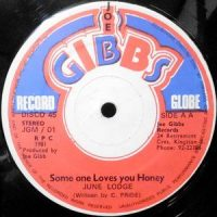12 / JUNE LODGE / SOMEONE LOVES YOU HONEY / STAY IN TONIGHT