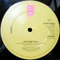 12 / JOCKO / RHYTHM TALK