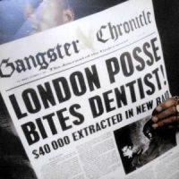 2LP / LONDON POSSE / BEST OF LONDON POSSE / GANGSTER CHRONICLE