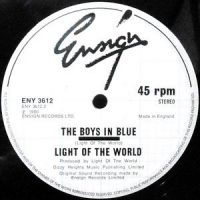 12 / LIGHT OF THE WORLD / THE BOYS IN BLUE / THIS IS THIS