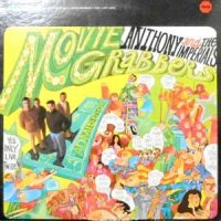 LP / ANTONY & THE IMPERIALS / MOVIE GRABBERS