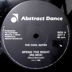 12 / THE COOL NOTES / SPEND THE NIGHT (RE-MIX) / I FORGOT (RE-MIX) / HALU (SPRING)