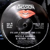 12 / ROCQ-E HARRELL & BOBBY GLENN / IT'S JUST A MATTER OF TIME