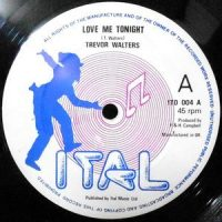 12 / TREVOR WALTERS / LOVE ME TONIGHT