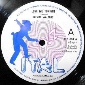 12 / TREVOR WALTERS / LOVE ME TONIGHT