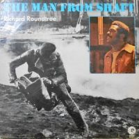 LP / RICHARD ROUNDTREE / THE MAN FROM SHAFT