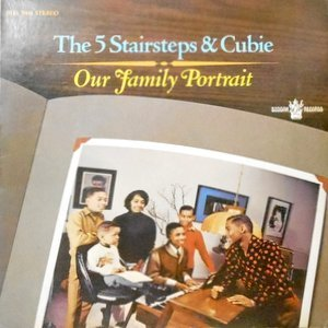 LP / THE FIVE STAIRSTEPS / OUR FAMILY PORTRAIT