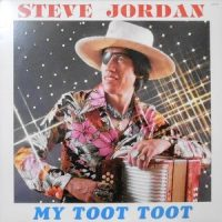 LP / STEVE JORDAN / MY TOOT TOOT