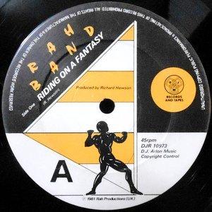 12 / RAH BAND / RIDING ON A FANTASY / ROCK ME DOWN TO RIO (REMIX)