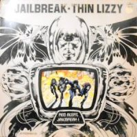 LP / THIN LIZZY / JAILBREAK