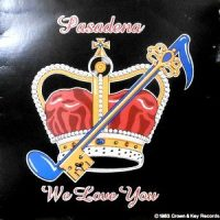 12 / CHOIR PASADENA AND THE PASADENA BAND / PASADENA WE LOVE YOU