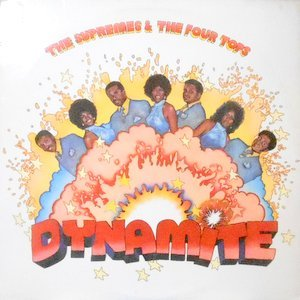 LP / THE SUPREMES & THE FOUR TOPS / DYNAMITE
