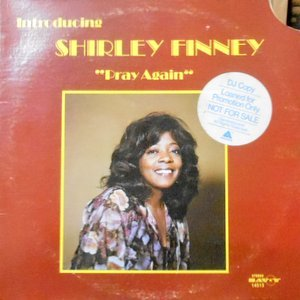 LP / SHIRLEY FINNEY / PRAY AGAIN
