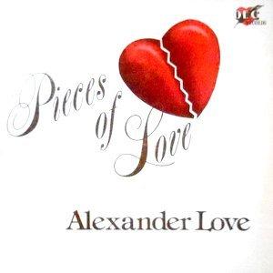 LP / ALEXANDER LOVE / PIECES OF LOVE