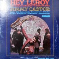 LP / JIMMY CASTOR / HEY LEROY