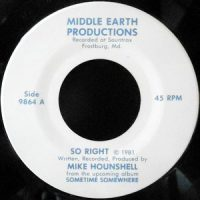 7 / MIKE HOUNSHELL / SO RIGHT / KRAZIE KIND OF LUV