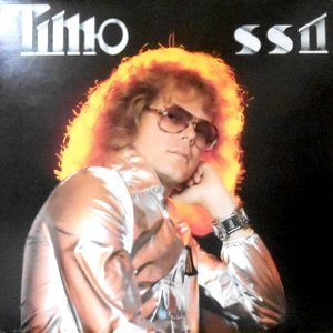 LP / TIMO LAINE / SS II SYMPHONIC SLAM
