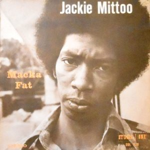 LP / JACKIE MITTOO / MACKA FAT