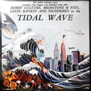 LP / BOBBY CULTURE, BRIMSTONE & FIRE, LOUIE RANKIN AND NICODEMUS / TIDAL WAVE