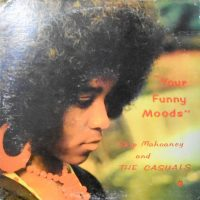LP / SKIP MAHOANEY AND THE CASUALS / YOUR FUNNY MOODS