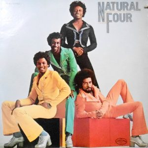 LP / NATURAL FOUR / NATURAL FOUR