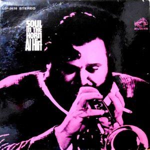 LP / AL HIRT / SOUL IN THE HORN