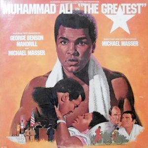 LP / O.S.T. / MUHAMMAD ALI IN THE GREATEST