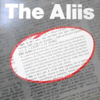 LP / THE ALIIS / THE ALIIS