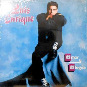 LP / LUIS ENRIQUE / AMOR Y ALEGRIA