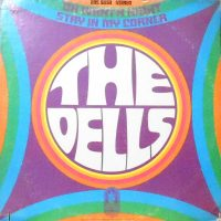 LP / THE DELLS / OH WHAT A NIGHT / STAY IN MY CORNER