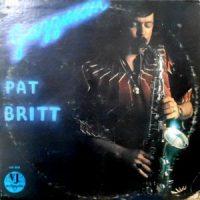 LP / PAT BRITT / JAZZMAN