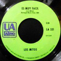7 / LOS MITOS / ES MUY FACIL / SI TE ACUERDAS DE MI