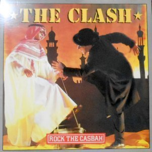 12 / THE CLASH / ROCK THE CASBAH
