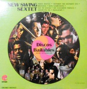 LP / NEW SWING SEXTET / DISCOS BAILABLES