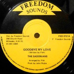 12 / THE SADONIANS / GOODBYE MY LOVE / GOOD LOVE