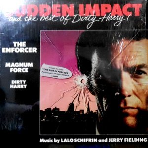 LP / O.S.T. / SUDDEN IMPACT AND THE BEST OF DIRTY HARRY
