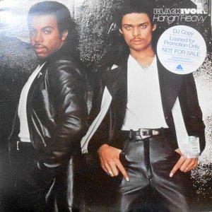 LP / BLACK IVORY / HANGIN' HEAVY