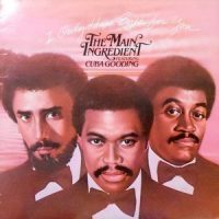 LP / MAIN INGREDIENT / I ONLY HAVE EYES FOR YOU