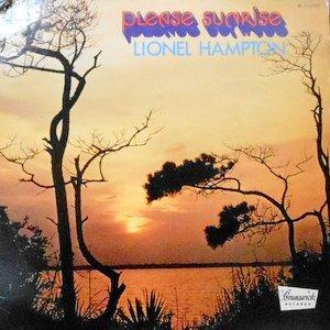LP / LIONEL HAMPTON / PLEASURE SUNRISE