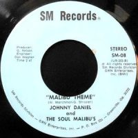 7 / JOHNNY DANIEL AND THE SOUL MALIBU'S  / MALIBU THEME / I'M GONNA MAKE YOU MINE