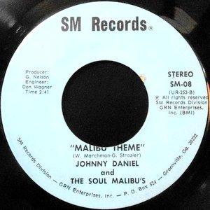 7 / JOHNNY DANIEL AND THE SOUL MALIBU'S  / MALIBU THEME / I'M GONNA MAKE YOU MINE