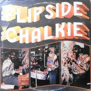LP / CHALKDUST / THE FLIP SIDE OF CHALKIE
