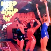 LP / MUSIQUE / KEEP ON JUMPIN'