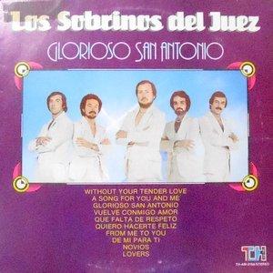 LP / LOS SOBRINOS DEL JUEZ / GLORIOSO SAN ANTONIO