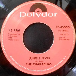 Chakachas Jungle Fever Cha Ka Cha