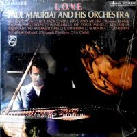 LP / PAUL MAURIAT AND HIS ORCHESTRA / L.O.V.E.