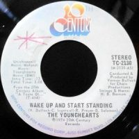 7 / THE YOUNG HEARTS / WAKE UP AND START STANDING / DEDICATE (MY LIFE TO YOU)