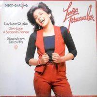 LP / LUISA FERNANDEZ / DISCO DARLING