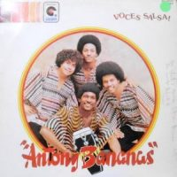 LP / ANTONY BANANAS / VOCES SALSA!